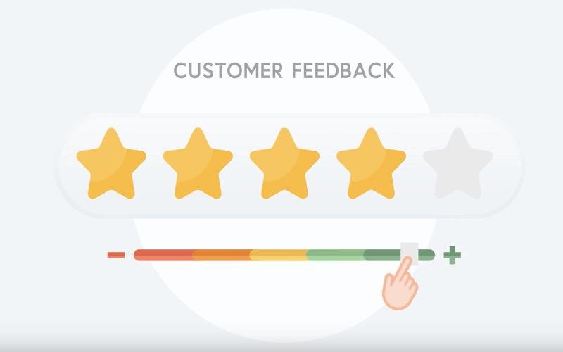 پاسخ دادن به نظرات مشتریان چگونه موجب بهبود و ارتقای رتبه بندی میشود؟