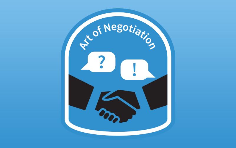 شکلدهی به فرایند مذاکره