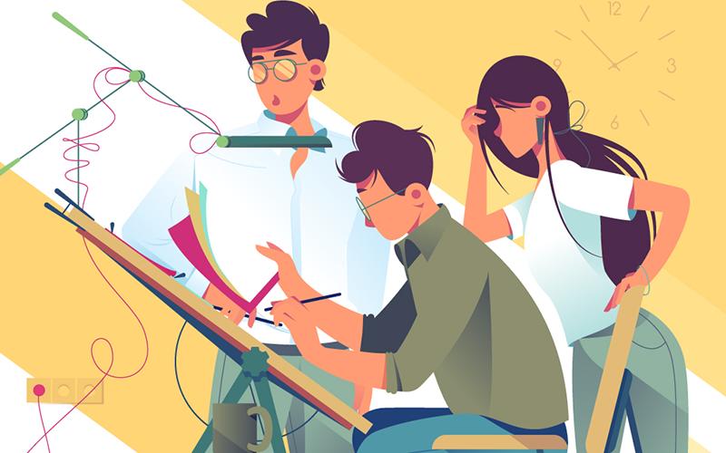برای ایجاد یک تیم چابک، تعهد به ثبات سازمانی را افزایش دهید!